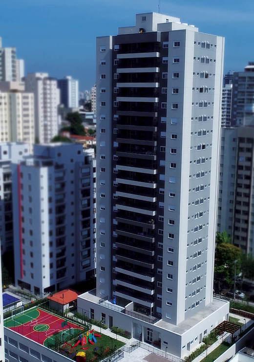 Fachada - Apartamento à venda Rua Dias de Toledo,Saúde, São Paulo - R$ 1.155.962 - II-2852-8916 - 1
