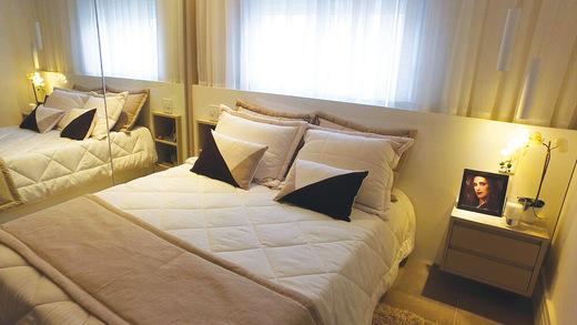 Dormitorio - Apartamento à venda Rua Dias de Toledo,Saúde, São Paulo - R$ 1.155.962 - II-2852-8916 - 5