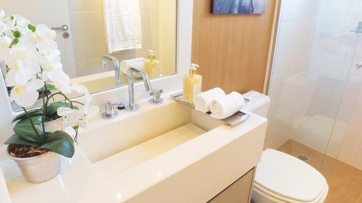 Banheiro - Apartamento à venda Rua Dias de Toledo,Saúde, São Paulo - R$ 1.155.962 - II-2852-8916 - 6