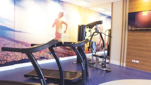 Fitness - Apartamento à venda Rua Dias de Toledo,Saúde, São Paulo - R$ 1.155.962 - II-2852-8916 - 7