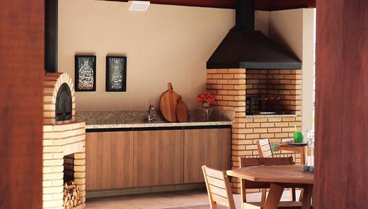 Churrasqueira - Apartamento à venda Rua Dias de Toledo,Saúde, São Paulo - R$ 1.155.962 - II-2852-8916 - 10