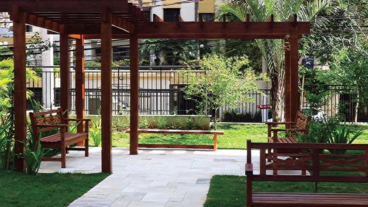 Lounge - Apartamento à venda Rua Dias de Toledo,Saúde, São Paulo - R$ 1.155.962 - II-2852-8916 - 11