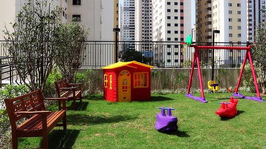 Playground - Apartamento à venda Rua Dias de Toledo,Saúde, São Paulo - R$ 1.155.962 - II-2852-8916 - 12