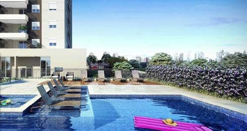 Piscina - Apartamento à venda Rua Dias de Toledo,Saúde, São Paulo - R$ 1.155.962 - II-2852-8916 - 13