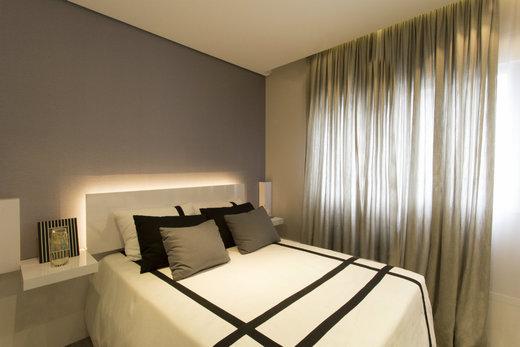 Dormitorio - Fachada - Spotlight Campo Belo - 460 - 11