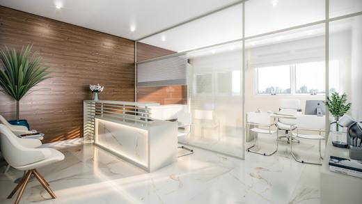 Sala - Fachada - The Place Office - 461 - 3