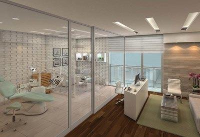 Sala - Fachada - In Offices Perdizes - 462 - 3