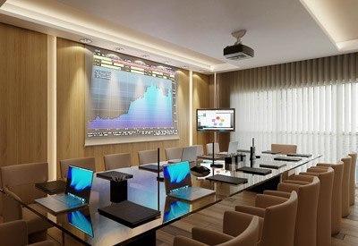 Sala - Fachada - In Offices Perdizes - 462 - 5