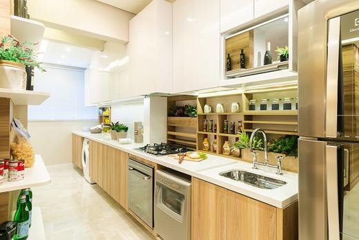 Cozinha - Fachada - The Place Home - 467 - 8