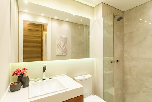 Banheiro - Fachada - The Place Home - 467 - 12