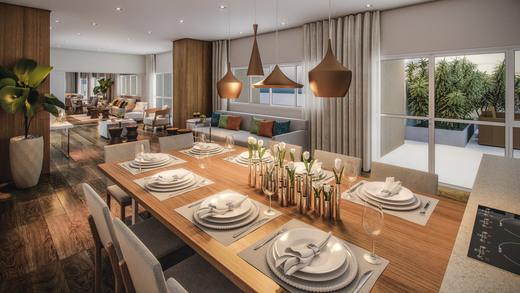 Espaco gourmet - Fachada - The Place Home - 467 - 15