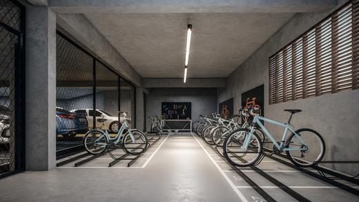 Bicicletario - Fachada - The Place Home - 467 - 19