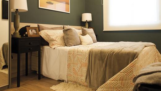 Dormitorio - Fachada - Alto São Francisco - 468 - 8