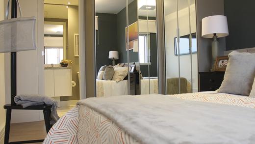 Dormitorio - Fachada - Alto São Francisco - 468 - 9