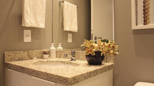 Banheiro - Fachada - Alto São Francisco - 468 - 11