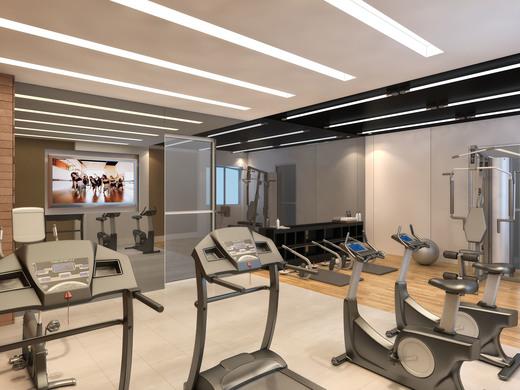 Fitness - Fachada - Station Residence MBigucci - 471 - 4
