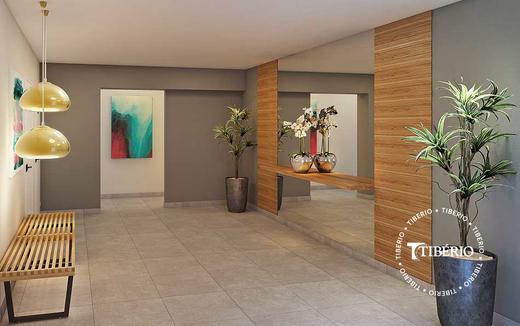 Hall social - Fachada - Cores Campo Limpo - 472 - 2