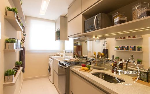 Cozinha - Fachada - Cores Campo Limpo - 472 - 6