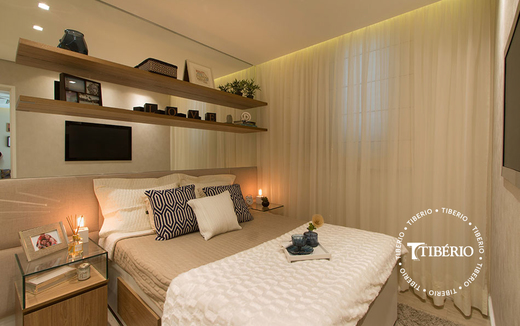 Dormitorio - Fachada - Cores Campo Limpo - 472 - 10