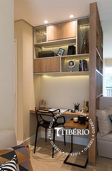 Home office dormitorio - Fachada - Cores Campo Limpo - 472 - 11