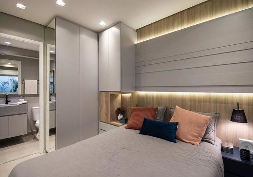 Dormitorio - Fachada - My Click Morumbi - 473 - 9
