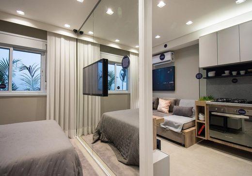 Dormitorio - Fachada - My Click Morumbi - 473 - 11