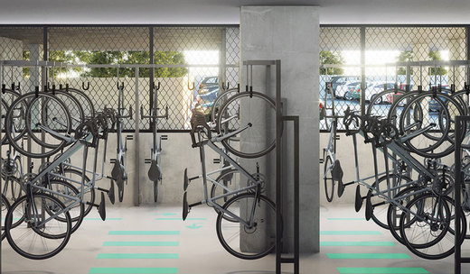 Bicicletario - Fachada - Vértiz Tatuapé - 112 - 16