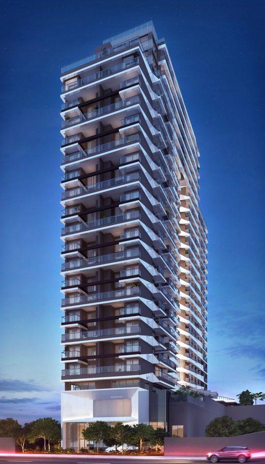 Fachada - Apartamento 2 quartos à venda Pinheiros, São Paulo - R$ 1.426.636 - II-2972-9176 - 3