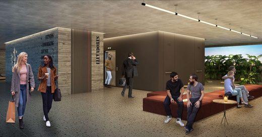 Hall - Apartamento 2 quartos à venda Pinheiros, São Paulo - R$ 1.426.636 - II-2972-9176 - 5