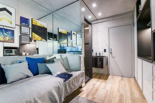 Studio - Apartamento 2 quartos à venda Pinheiros, São Paulo - R$ 1.426.636 - II-2972-9176 - 7