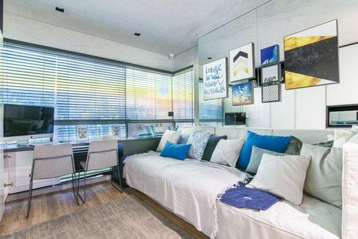 Studio - Apartamento 2 quartos à venda Pinheiros, São Paulo - R$ 1.426.636 - II-2972-9176 - 9