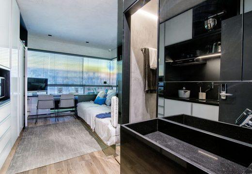 Studio - Apartamento 2 quartos à venda Pinheiros, São Paulo - R$ 1.426.636 - II-2972-9176 - 10