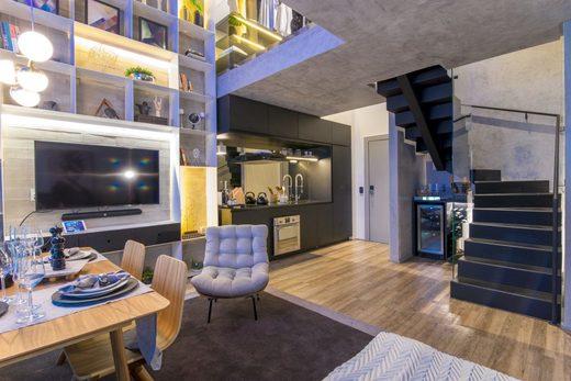 Duplex - Apartamento 2 quartos à venda Pinheiros, São Paulo - R$ 1.426.636 - II-2972-9176 - 14