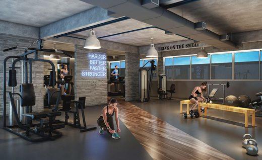 Fitness - Apartamento 2 quartos à venda Pinheiros, São Paulo - R$ 1.426.636 - II-2972-9176 - 20
