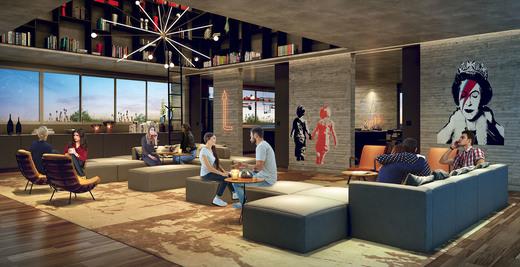 Megalounge - Apartamento 2 quartos à venda Pinheiros, São Paulo - R$ 1.426.636 - II-2972-9176 - 21