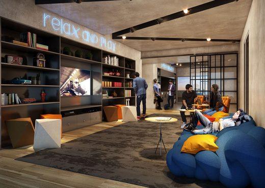 Lavaderia - Apartamento 2 quartos à venda Pinheiros, São Paulo - R$ 1.426.636 - II-2972-9176 - 24