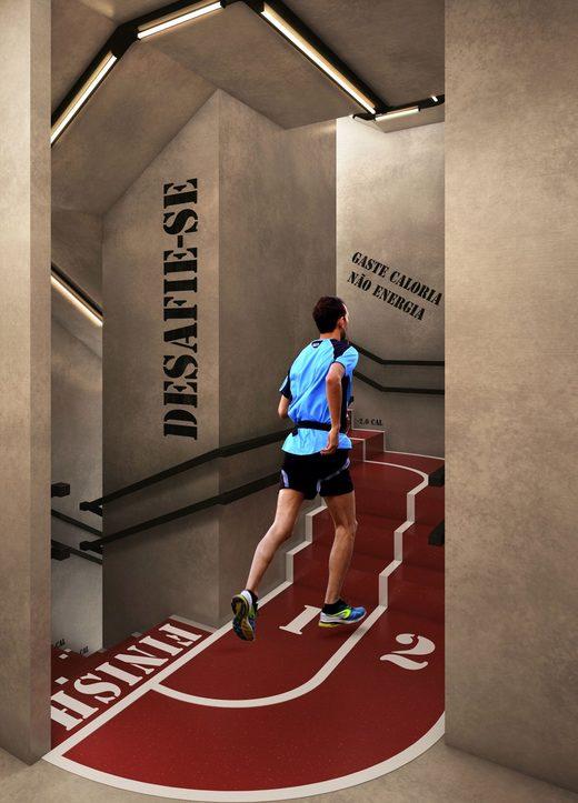 Escadaria - Apartamento 2 quartos à venda Pinheiros, São Paulo - R$ 1.426.636 - II-2972-9176 - 26