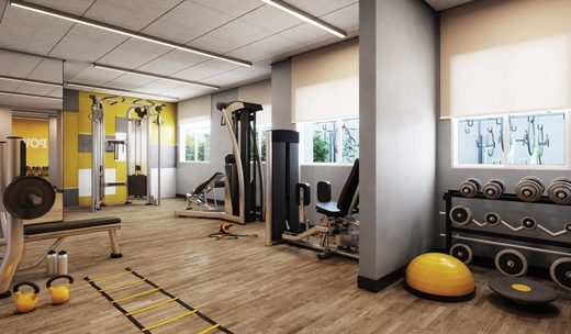 Fitness musculacao - Fachada - Fit Casa Brás - 474 - 8