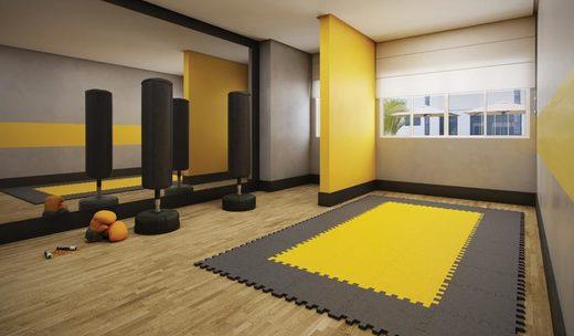 Sala de lutas - Fachada - Fit Casa Brás - 474 - 9