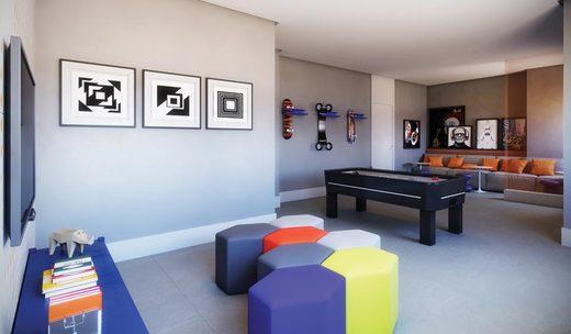 Sala de jogos teen - Fachada - Fit Casa Brás - 474 - 13