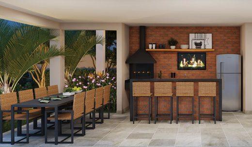 Espaco barbecue - Fachada - Fit Casa Brás - 474 - 23