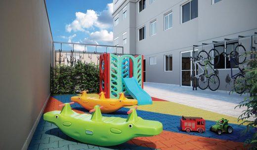 Playground - Fachada - Fit Casa Brás - 474 - 26