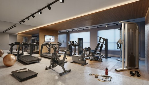 Fitness - Fachada - Nord View - 116 - 2