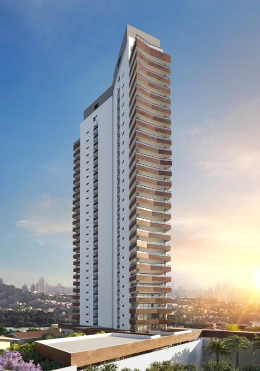 Fachada - Apartamento à venda Rua Jorge Americano ,Alto da Lapa, Zona Oeste,São Paulo - R$ 3.652.350 - II-3028-9299 - 1