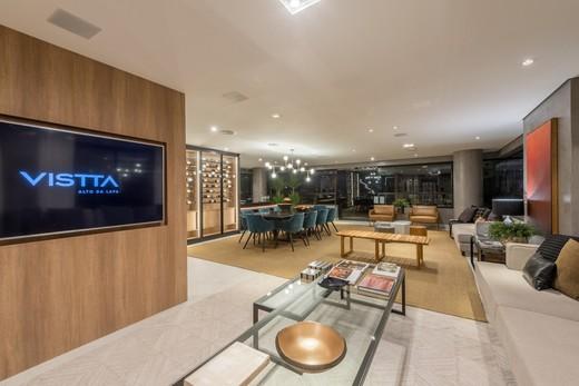 Living - Apartamento à venda Rua Jorge Americano ,Alto da Lapa, Zona Oeste,São Paulo - R$ 3.652.350 - II-3028-9299 - 8