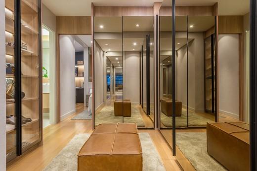 Closet dormitorio - Apartamento à venda Rua Jorge Americano ,Alto da Lapa, Zona Oeste,São Paulo - R$ 3.652.350 - II-3028-9299 - 14