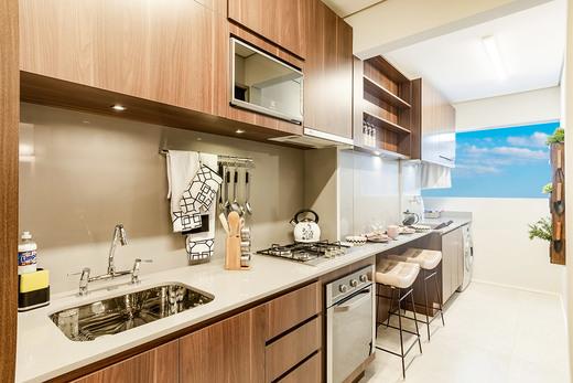 Cozinha - Fachada - Móbile Vida e Lazer - 482 - 4