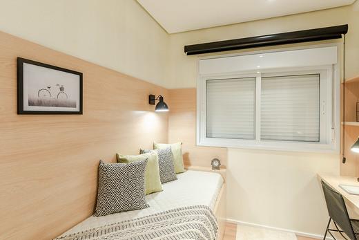 Dormitorio - Fachada - Móbile Vida e Lazer - 482 - 9