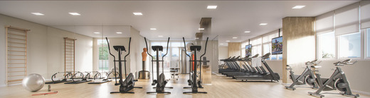 Fitness - Fachada - Móbile Vida e Lazer - 482 - 12