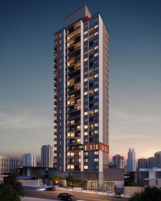 Fachada - Cobertura à venda Rua Turiassu,Perdizes, São Paulo - R$ 711.249 - II-3043-9358 - 1